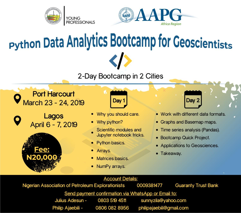 NAPEYP BootCamp012019