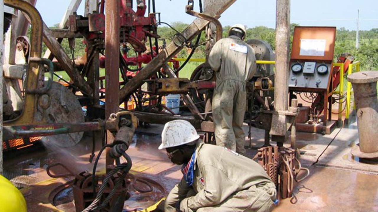 Oil in Chad Basin